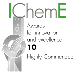 IChemE Innovation Award Finalist