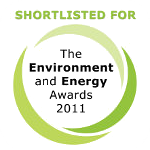 Environment & Energy Awards Nominee