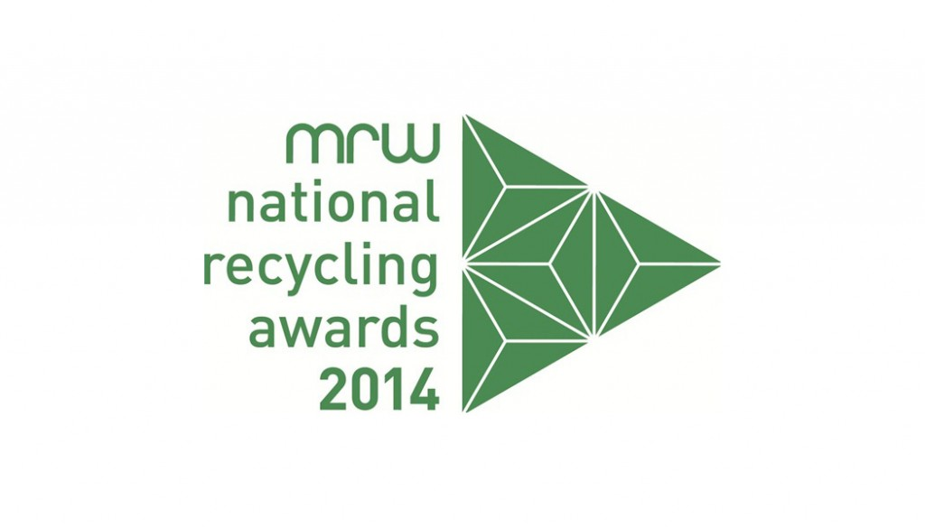 mrw national recycling awards 2014